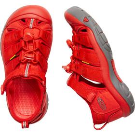 Keen Newport H2 Sandals Ungdom firey red